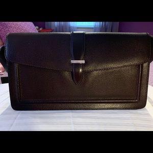 Valentino Vintage brown shoulder bag